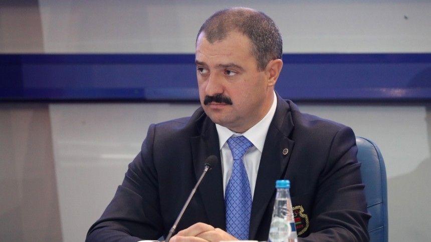 Александр Лукашенко освободил сына от должности помощника…