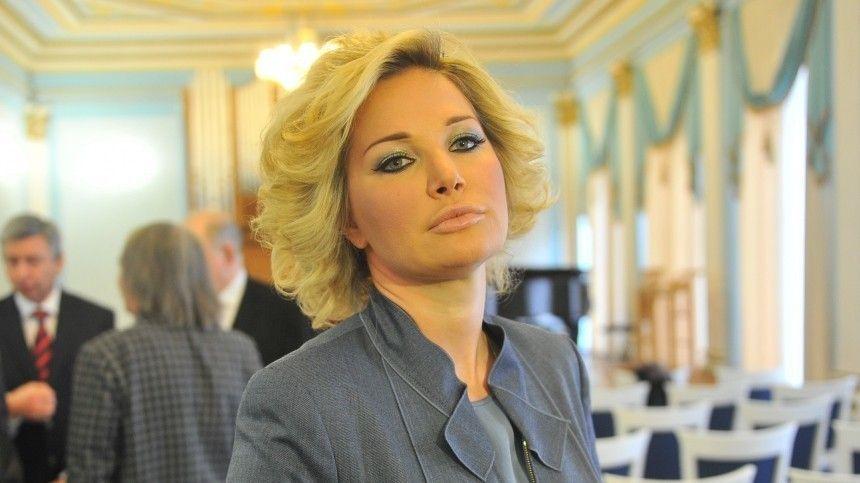Пожалей детей : Максакова обратилась к экс-мужу после слухов о лишении…
