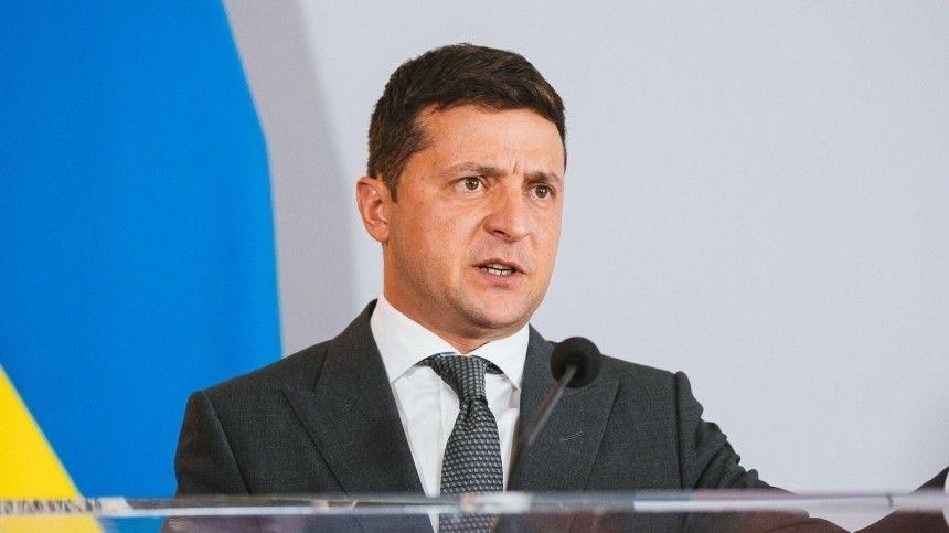 Партию президента Украины Зеленского уличили в…