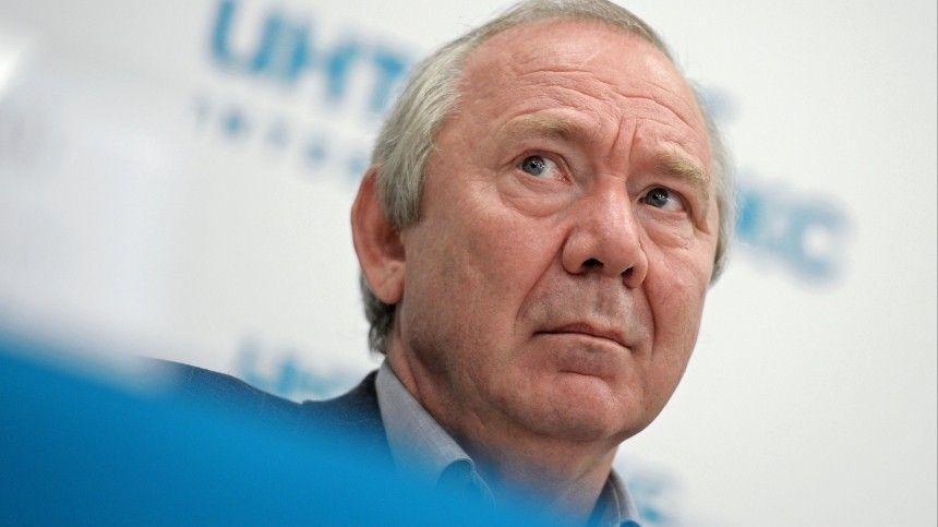 Экс-тренер ФК Спартак  Олег Романцев перенес…