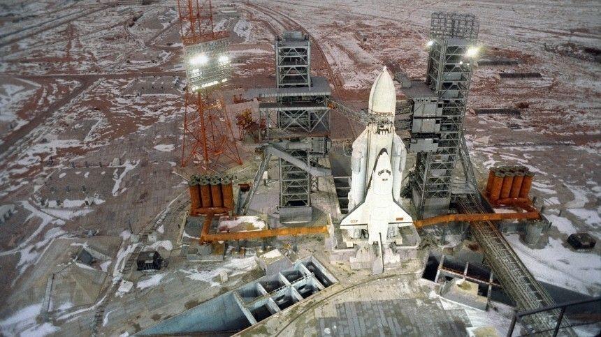 Стартовую площадку обокрали на космодроме…
