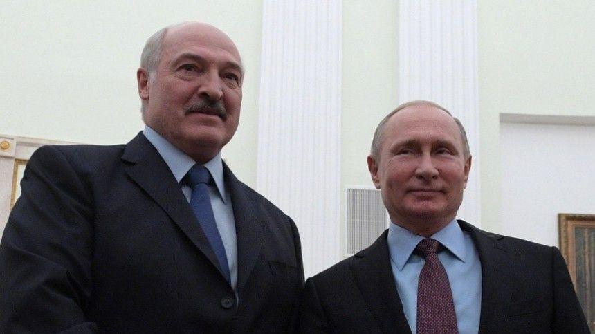 Лукашенко назвал  брехней    сообщений о его встрече с…