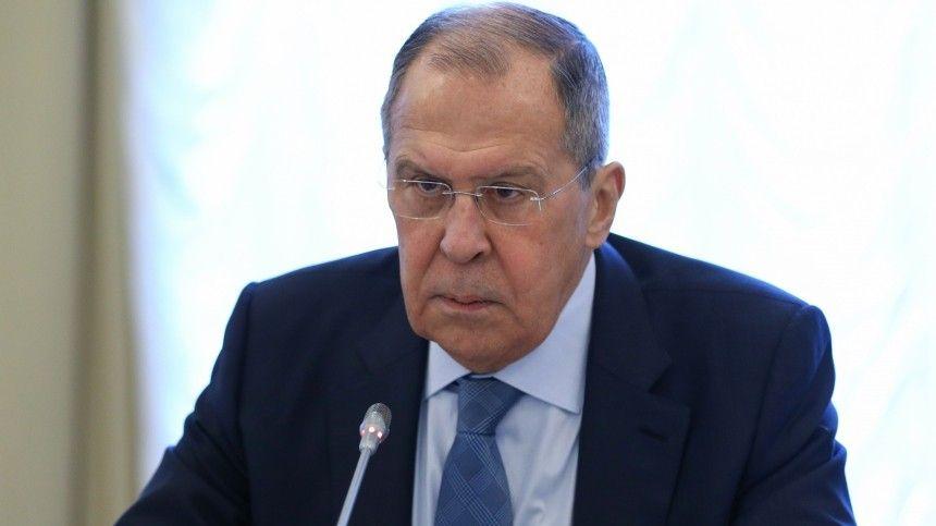 Однозначно  Лавров пообещал отреагировать на антироссийские санкции…
