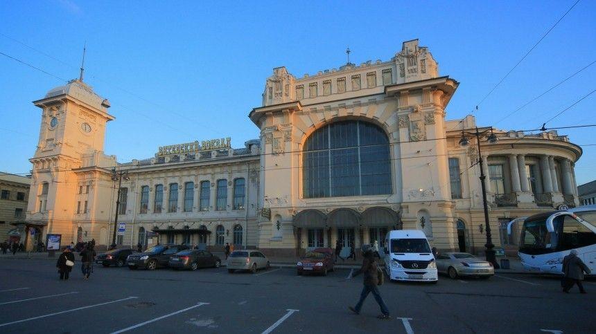 РЖД оштрафовали за несогласованный ремонт на Витебском вокзале в…