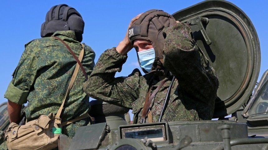 В ДНР военным разрешили открывать упреждающий огонь по…