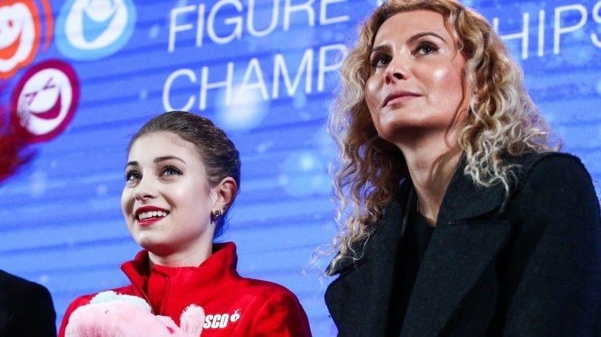 Алена Косторная изъявила желание вернуться к…