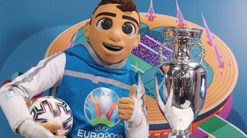 Готовность на : до старта Чемпионата Европы по футболу осталось  …