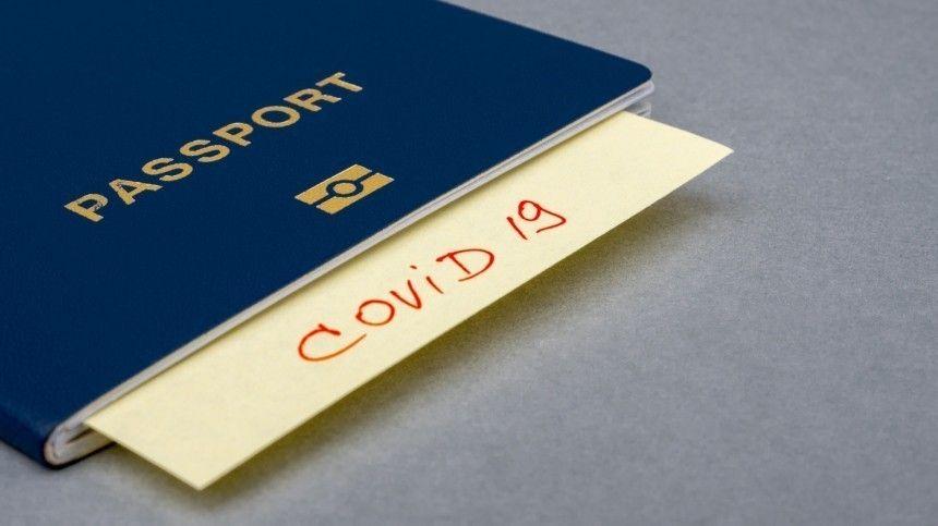Паспорта вакцинации от COVID-  могут ввести в ЕС в ближайшее…
