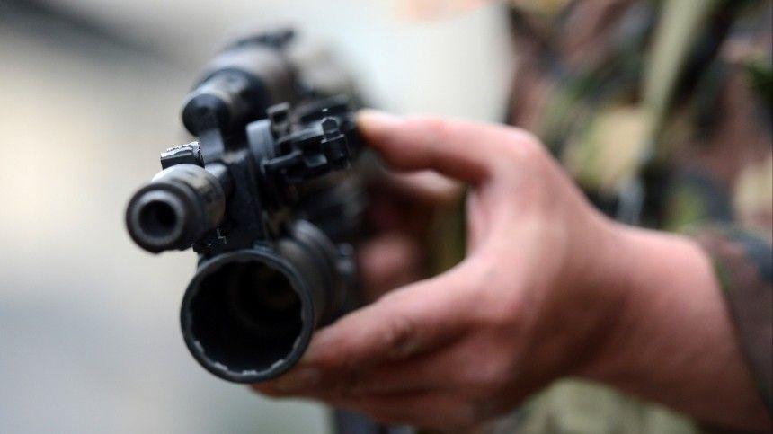 Во время эвакуации детей украинским снайпером убит сотрудник МВД…
