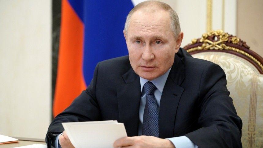 Песков объяснил слова Путина о хорьковых …
