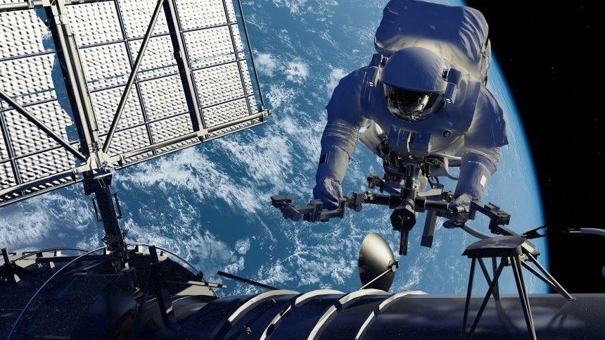 Российский космонавт засверлил первую трещину на…