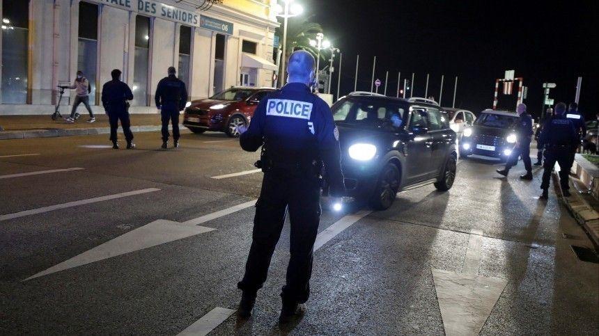Поджоги и погромы: уличные беспорядки охватили французский Лион …