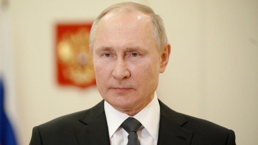 Путин выступит с поздравительным обращением в Международный женский…