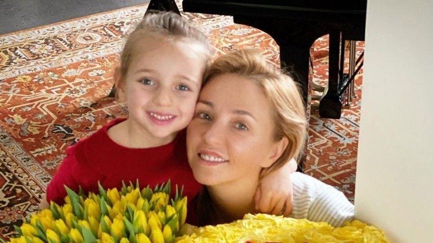 Невероятный день : Навка показала, как развлекается с детьми в московском…