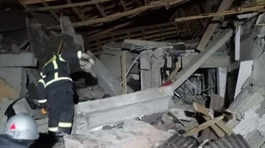 Взрыв газа прогремел в жилом доме в подмосковном…