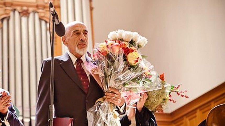 Народный артист РСФСР скончался на90-м году жизни.