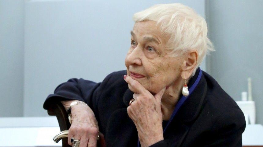 Искусствовед Татьяна Кустодиева умерла ввозрасте 87 лет вПетербурге.