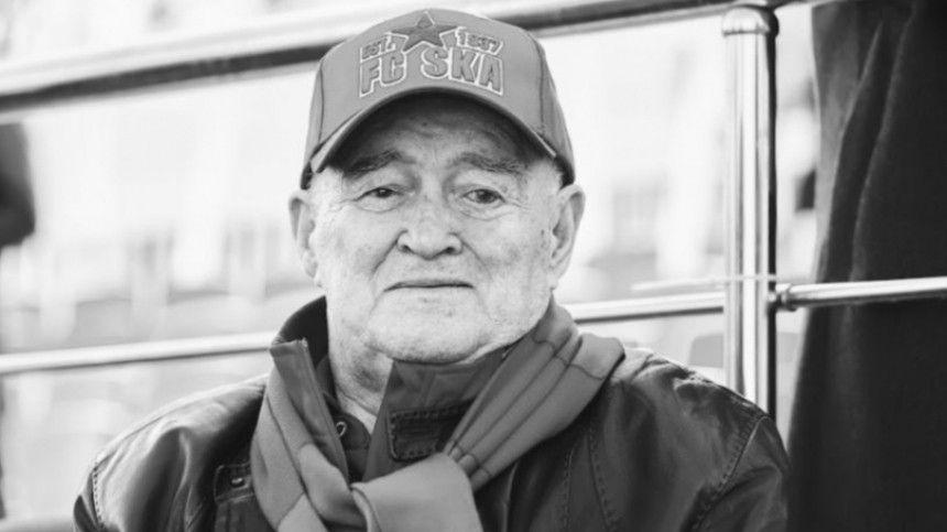 Скончался вице-чемпион Европы по футболу 1964 года Юрий Шикунов