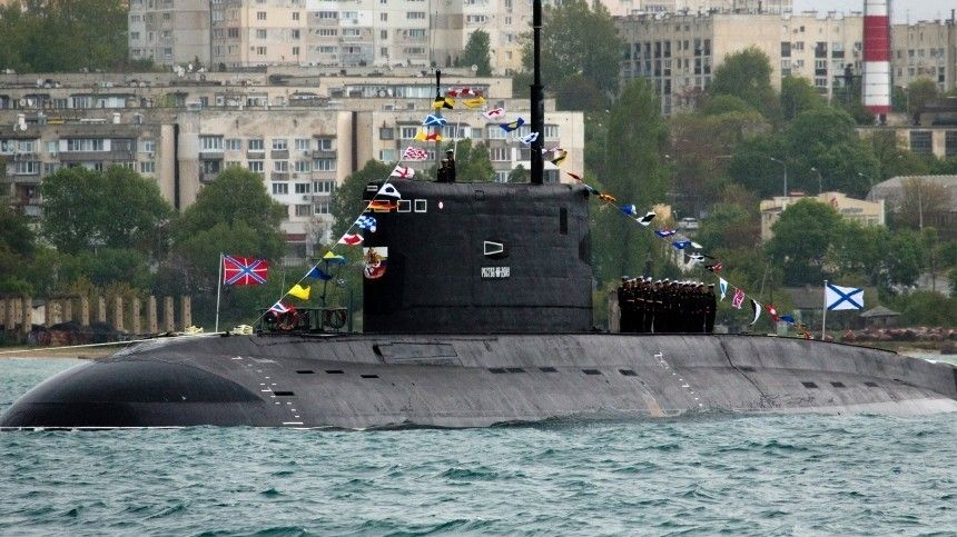 Военный эксперт рассказал, почему НАТО боится подлодку Ростов-на-Дону