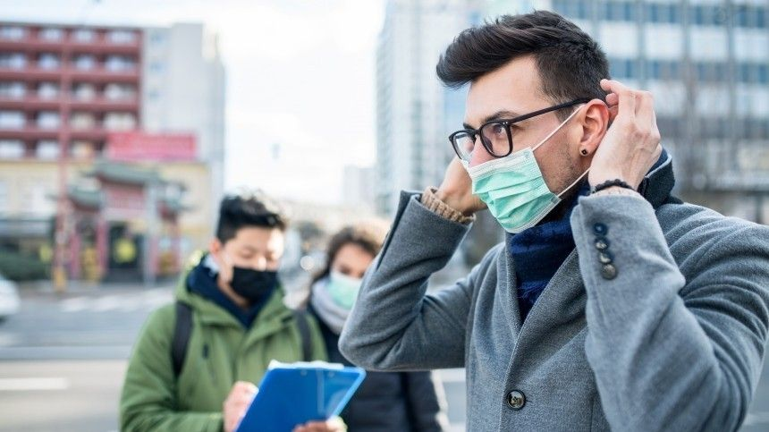В Роспотребнадзоре рассказали о снижении заболеваемости коронавирусом в РФ