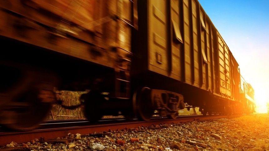 Китай увеличил транзит железнодорожных грузоперевозок в Европу через РФ