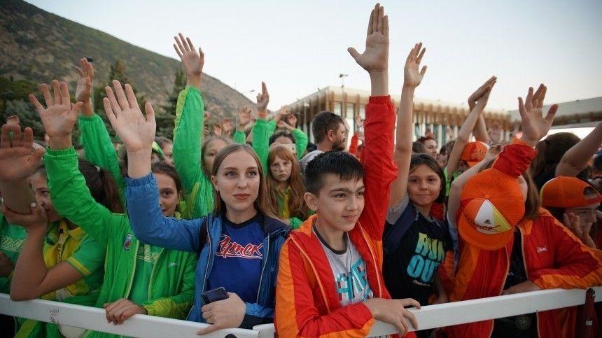 В России увеличат на четверть заполняемость детских лагерей в 2021 году