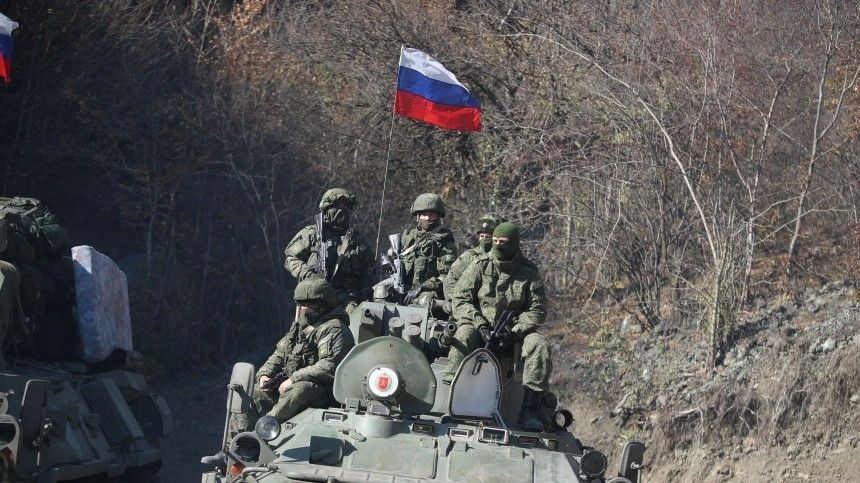 В США заявили о переброске российских войск на границу с Украиной