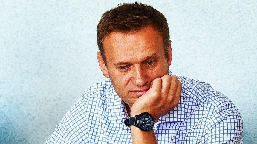 Блогер Алексей Навальный объявил голодовку