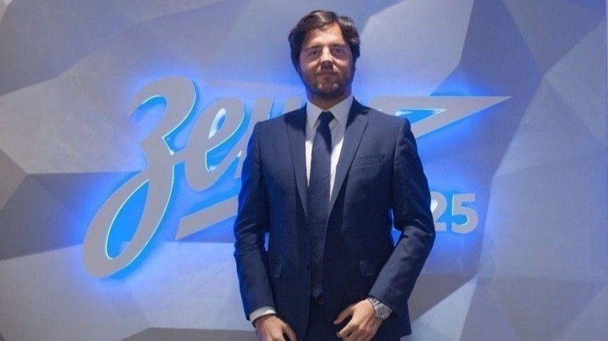Спортивный директор ФК Зенит Хавьер Рибалта покидает свой пост