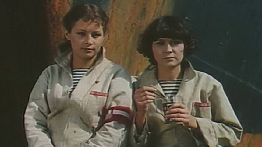 Популярная комедия оженском экипаже судна «Циклон» спеснями Юрия Антонова вышла в1981 году. Четыре героини сразу стали всеобщими любимицами.