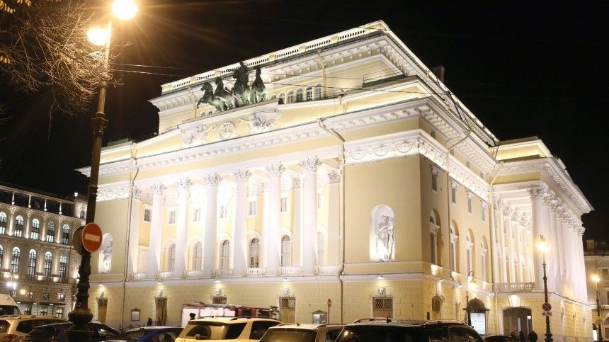 Мировая премьера состоялась насцене Александринского театра вПетербурге.