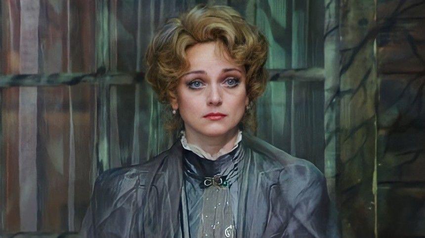 На56-м году жизни умерла звезда Малого театра Ольга Пашкова