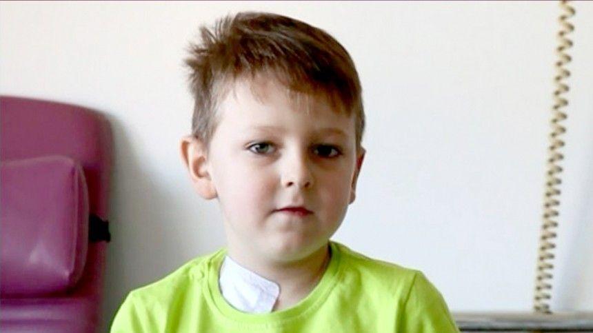 НаПятом канале акция «День добрых дел» для Вани Пшеничникова