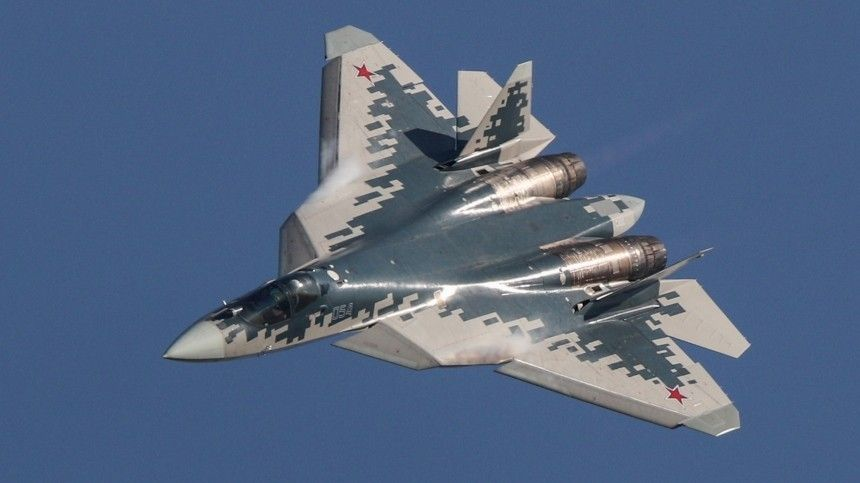 Новый уровень смертоносности: в США оценили угрозу от истребителя Су-57