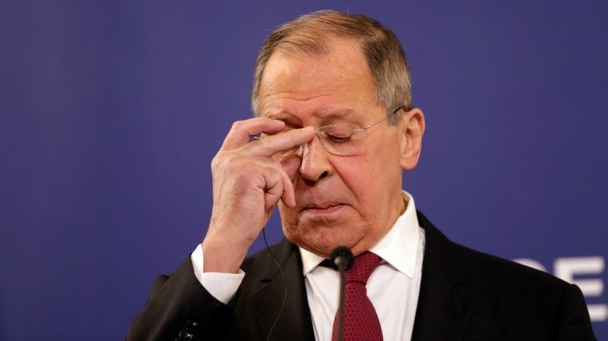 Глава внешнеполитического ведомства заверил, что Россия ответит налюбые «недружественные шаги».