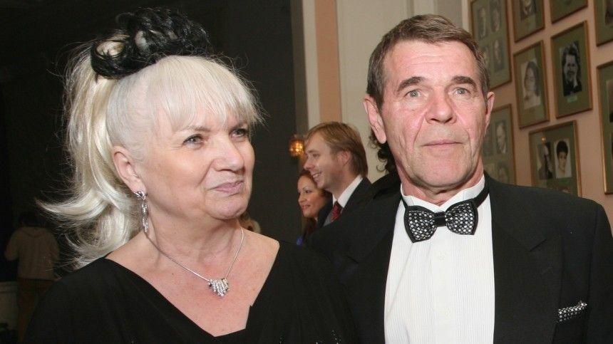 Вдова Булдакова впервые вышла на связь после слухов о романе с двойником Баскова