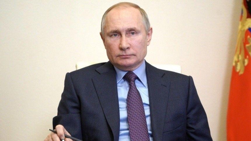 В Госдепе оправдались за слова Байдена о Путине