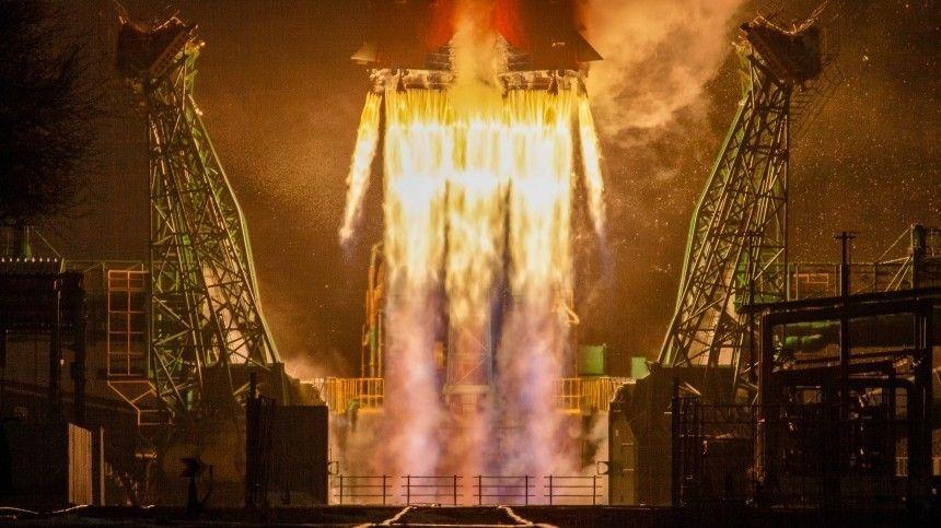 Запуск корабля Ю. А. Гагарин с Байконура  прямая трансляция