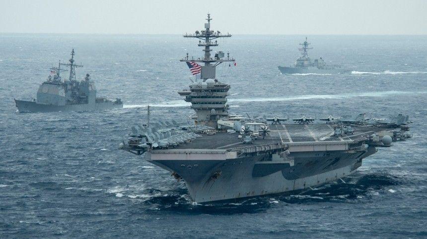США уведомили Турцию о планах отправки военных кораблей в Черное море