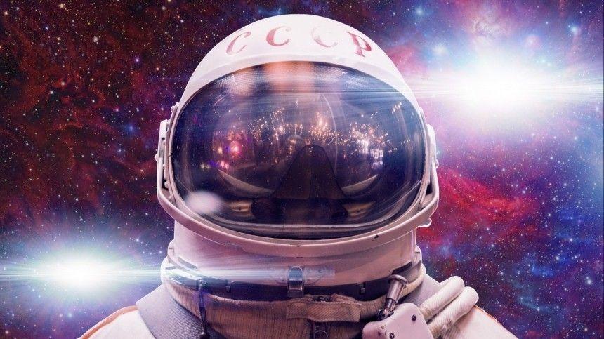 Экипаж МКС поздравил россиян с Днем космонавтики  видео