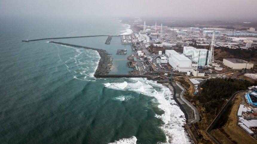 Япония решила слить воду с аварийной АЭС Фукусима-1 в океан