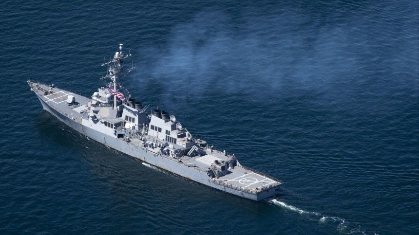 Игра на нервах: Рябков назвал заход кораблей США в Черное море провокацией