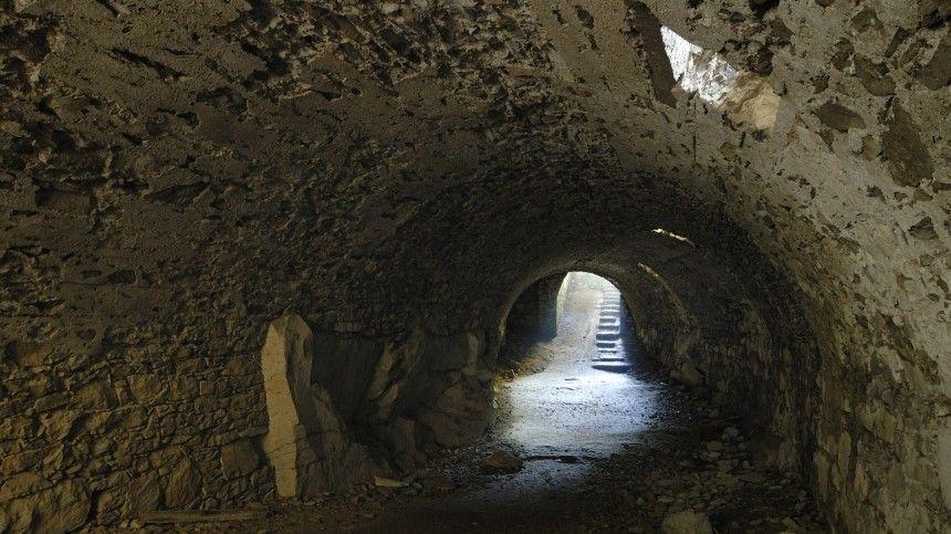 «Находка» была сделана вовремя работ повозведению фонтана.