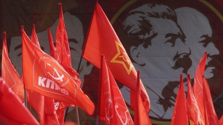 Накануне всети появилось видео, где коммунисты Валерий Рашкин иСергей Левченко обсуждают, как «подставить» зампреда Юрия Афонова.