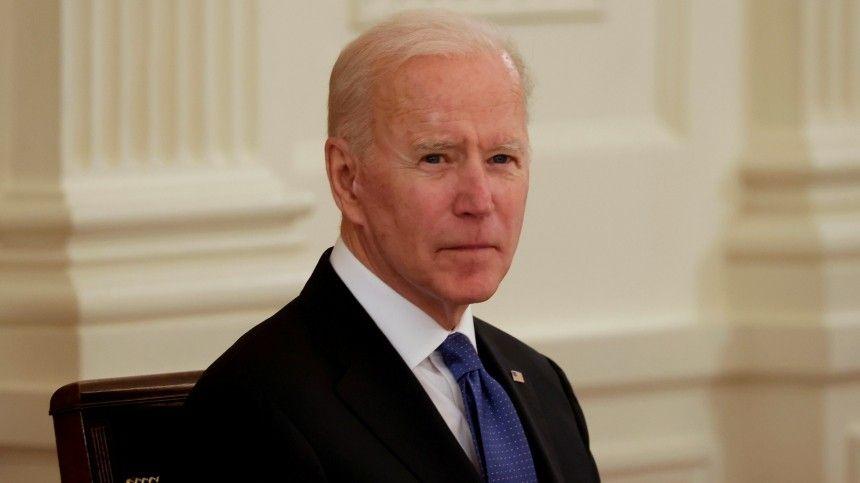 15апреля американский лидер подписал указ оновых санкциях противРФ.
