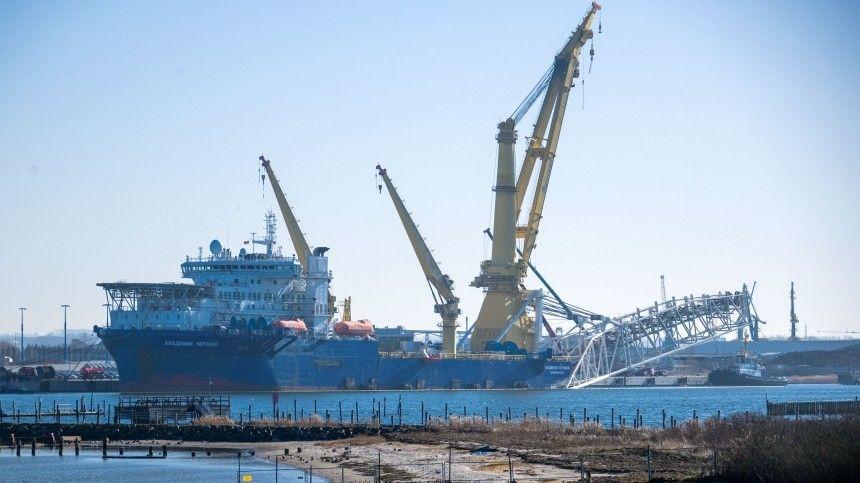 Байден высказался о введении новых санкций против Северного потока  2