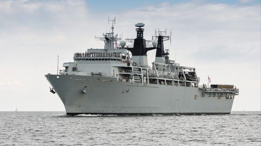 Бряцание оружием: зачем Британия грозит отправить корабли в Черное море