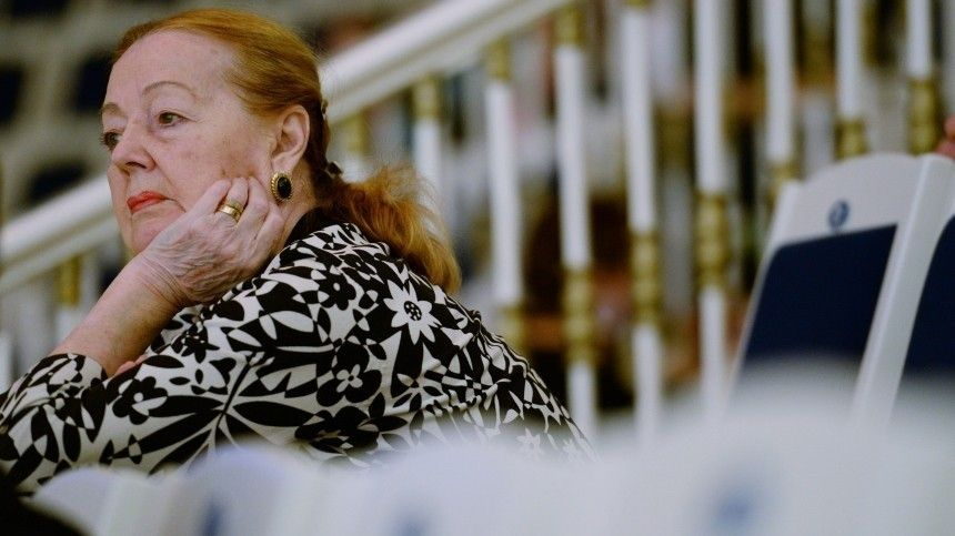 Она посвятила 80 лет работе вГосударственном академическом ансамбле народного танца имени Игоря Моисеева.