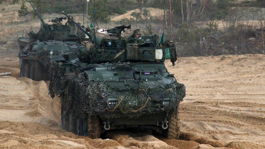 Шойгу заявил о возросшей активности НАТО у южных границ России