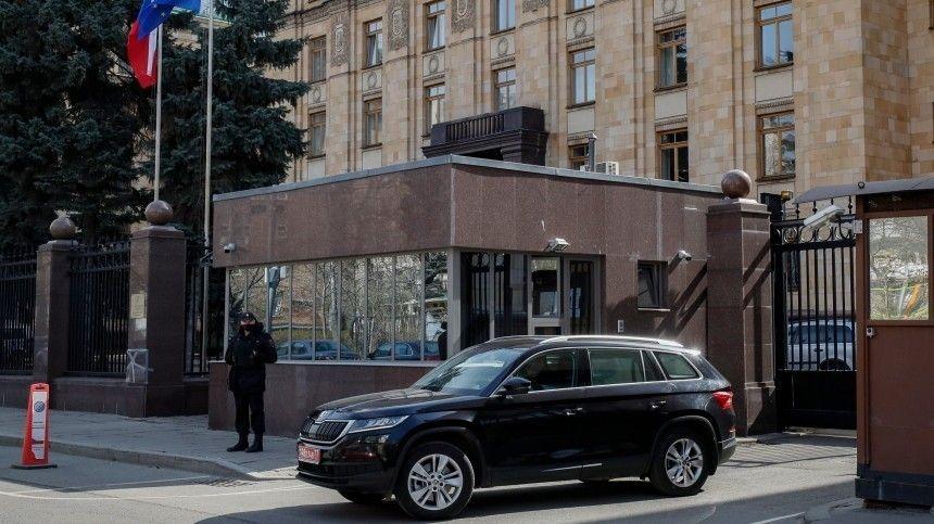 Удар по себе: МИД РФ о скандале с Чехией и численном составе дипмиссий